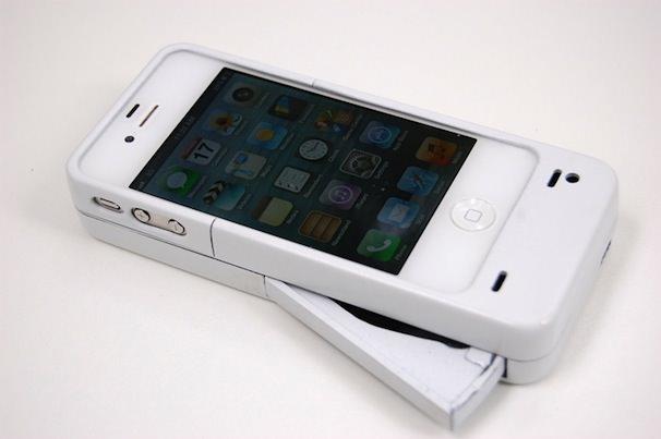 кистевой эспандер - зарядное для iPhone 5