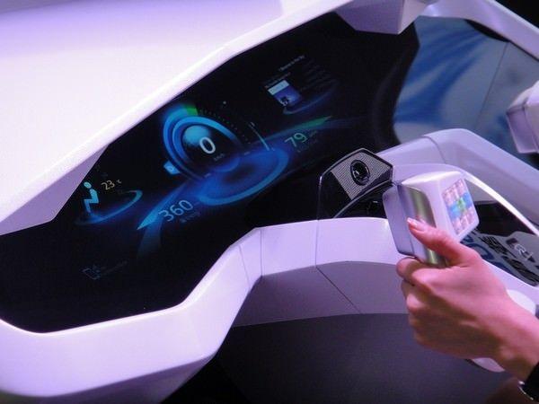 Через 10 лет автомобили превратятся в электронные гаджеты