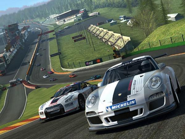 EA выпустит обновление Real Racing 3: Porsche 911