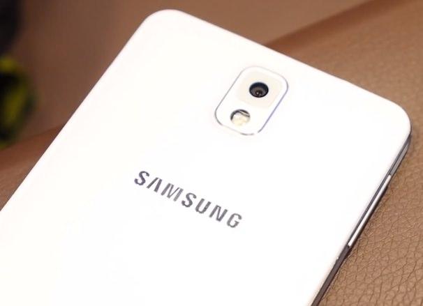 Камера Galaxy Note III
