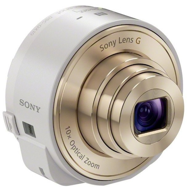 Sony Cyber Shot DSC QX10