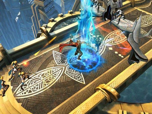 Вышел трейлер к игре «Тор 2: Царство Тьмы»