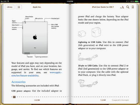 Руководство пользователя iOS 7