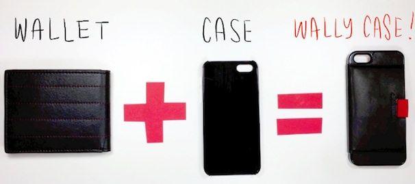 чехол кошелек для iPhone
