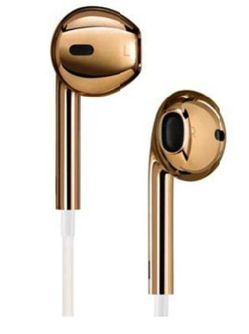 Золотые EarPods
