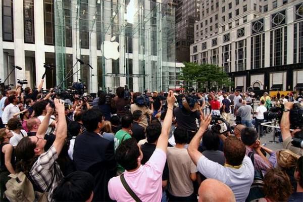 покупатели iPhone 5S