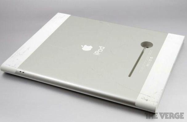 ipad прототип
