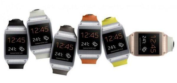 Часы Samsung Galaxy Gear (обзор)
