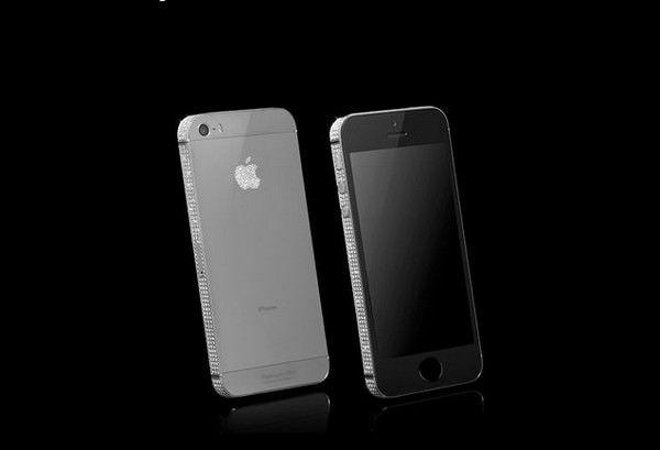 По-настоящему золотой iPhone 5S