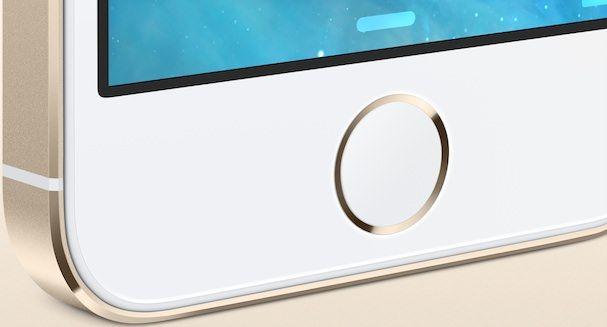кнопка Домой в iOS 7