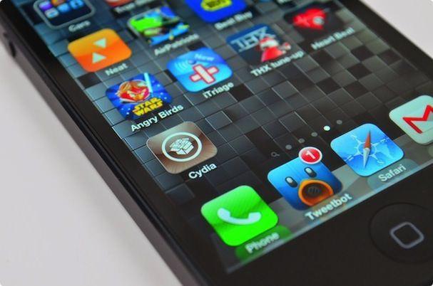 джейлбрейк iOS 6.1.4 на iPhone 5