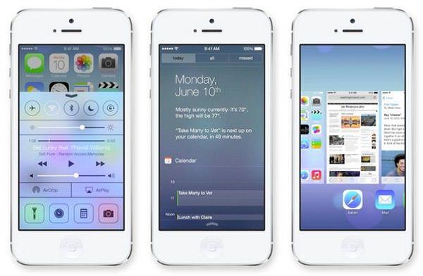 Скачать iOS 7