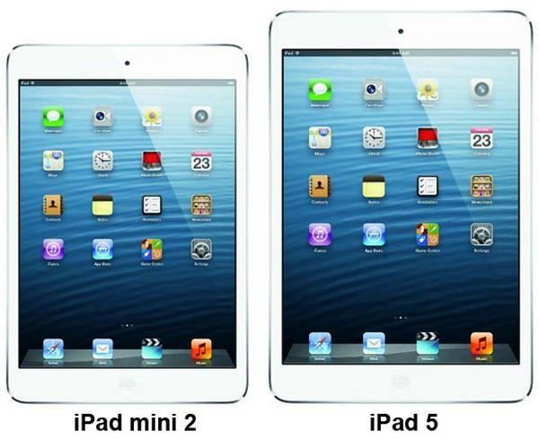 Планшеты iPad 5 и iPad mini 2 с процессором А7Х