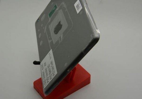 Новые снимки графитового корпуса iPad mini 2