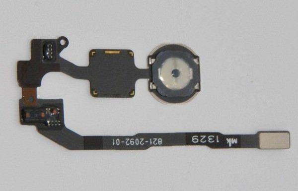 iPhone 5S датчик отпечатков