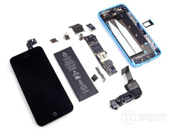 iPhone 5S 5C cost