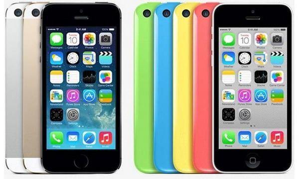 Сколько будет стоить iPhone 5S и iPhone 5C в России