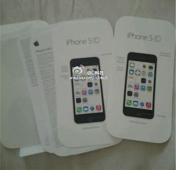 руководство для пользователя iPhone 5С (фото)