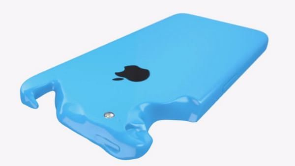 ролик iPhone 5C для ТВ