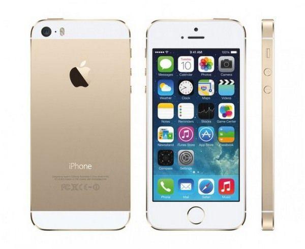 Телевизионная реклама iPhone 5S