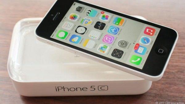 iPhone 5C набирает популярность
