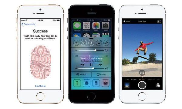 видео iPhone 5C и iPhone 5S