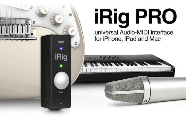 iRig Pro iPhone