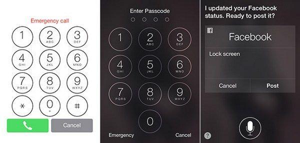 В iOS 7 найден баг