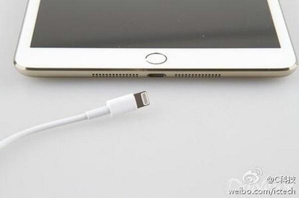 iPad mini 2 сканер отпечатков Touch ID