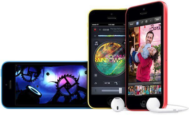 iphone 5c music