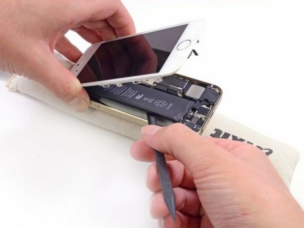тесты iPhone 5S