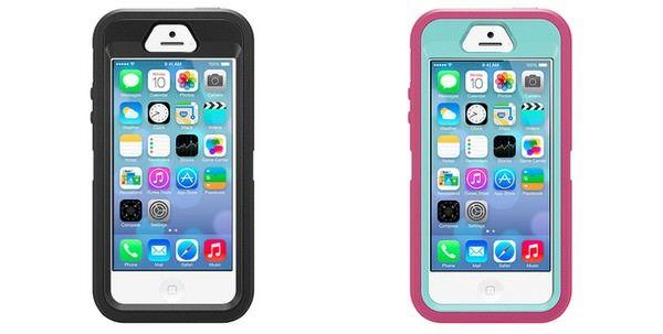 Новые чехлы для iPhone 5S