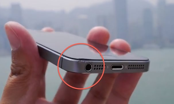 прочность iPhone 5s
