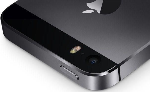 Серый iPhone 5S