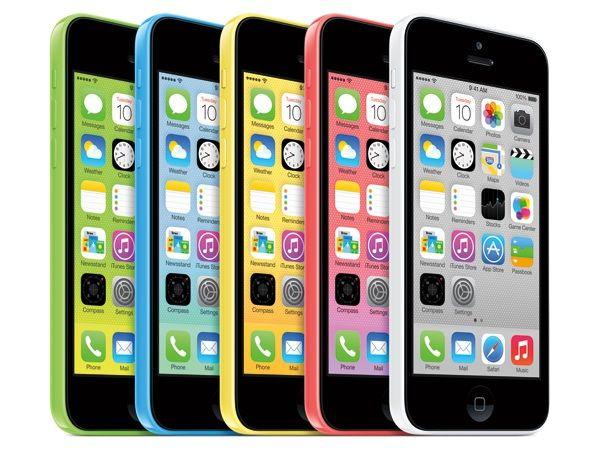 Apple продаст 2 млн iPhone 5S/5C