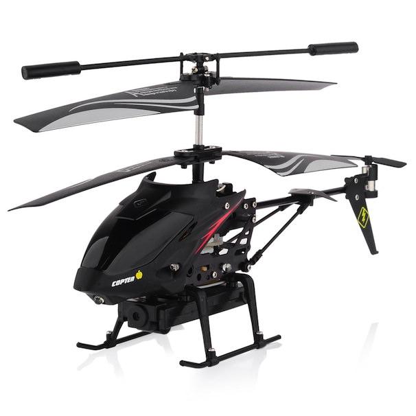 ispy helicopter - вертолет под управлением iPhone