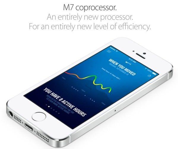 «Сопроцессор движения» M7