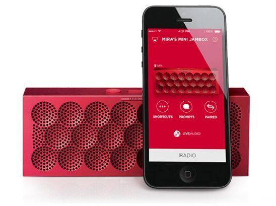 Акустическая система для iPhone и IPad jawbone
