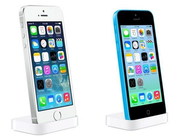 док-станции для iPhone 5S и iPhone 5C