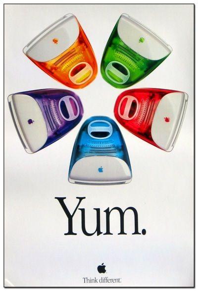iMac 1999 года выпуска