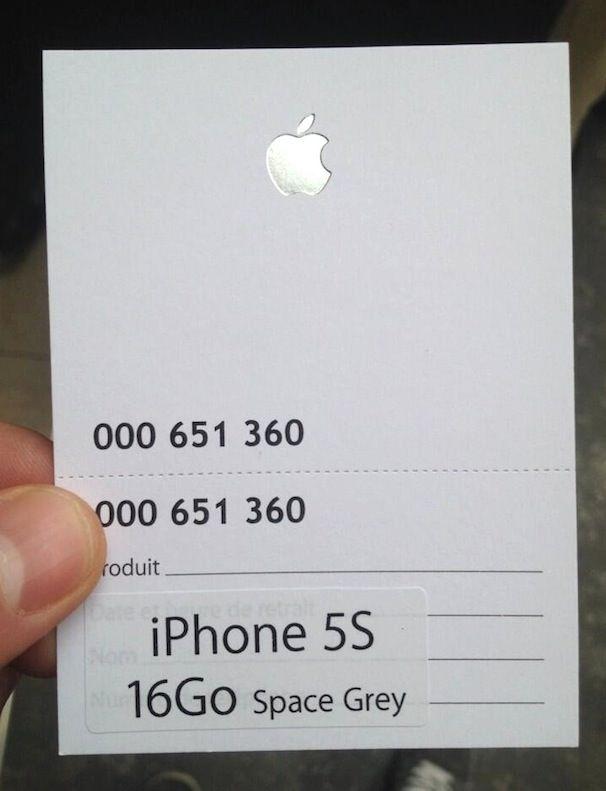 Pod2g iPhone 5S серый