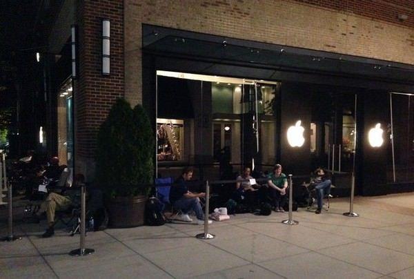 Дефицит iPhone 5S