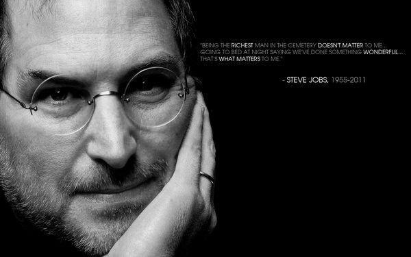 В память о Джобсе – 15 лучших цитат великого человека