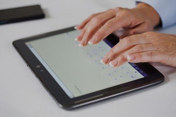 Dryft - экранная клавиатура
