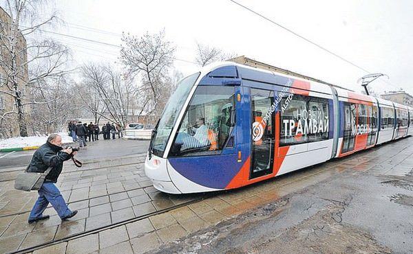 Бесплатный Wi-Fi в троллейбусах Москвы
