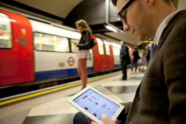 К лету 2014-го – бесплатный Wi-Fi во всем московском метрополитене