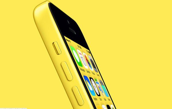 yellow-iPhone-5c