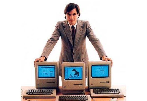 Стив Джобс и Macintosh