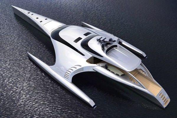 Adastra - cупер-яхта