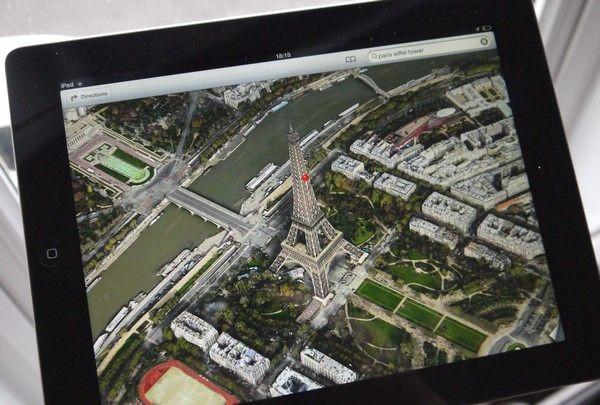 Apple готовит аналог веб-версии Google Maps